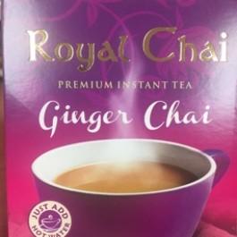 Royal chai ginger chai 220g