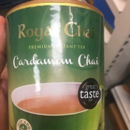 Royal chai cardamon chai 400g