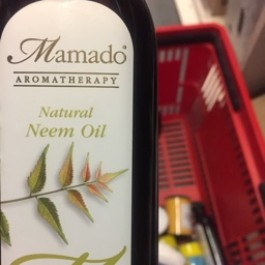 Natural neem oil 150ml