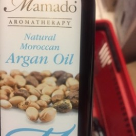 Natural Moroccan argan oil 150ml