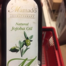 Natural jojoba oil 150ml
