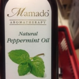 Natural pepermint oil 150ml
