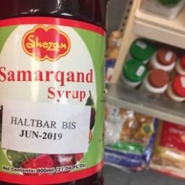Samarqand syrup 800ml