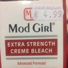 Extra streangth creme bleach