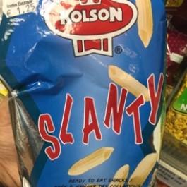 Slanty salted 60g