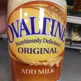 Ovaltine nutriously delicious original 500g