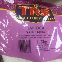Tapioca sabudana 1.5kg