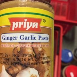 Ginger garlic paste 300g