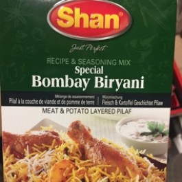 Shan bombay biryani masala 60g