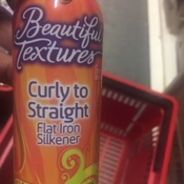 Curly to straight hair 177ml