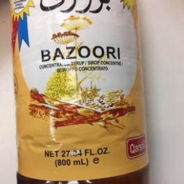 Bazoori syrup 800ml