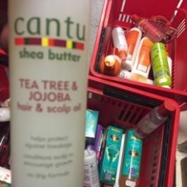 Tea tree jojoba hair & scalp oil 180ml