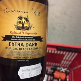 Extra dark jamaican black castor oil 178ml