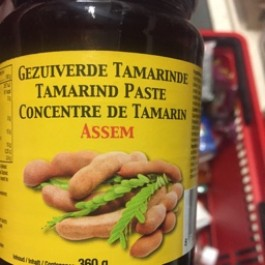 Tamarind paste concentrated 360g