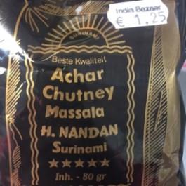 Achar chutney masala 80g