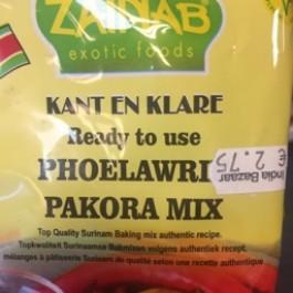 Phoelawri pakora mix 400g