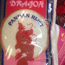 Pandan rijst 4.5 kg
