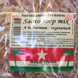 Surinaamse Saoto-soep mix 400g