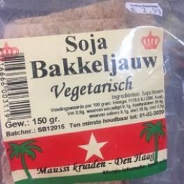 Soja bakkeljauw 150g