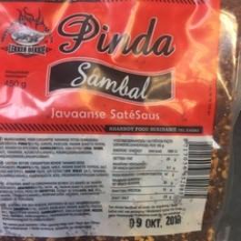 Pinda sambal 450g
