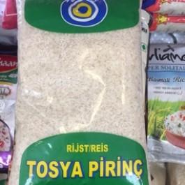 Tosya pirinc Rijst 4.5kg