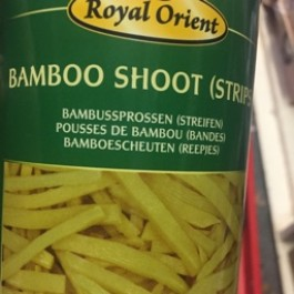Bamboo shoot (strips) 567g