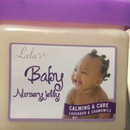 Baby nursery jelly lavender & chamomile 360g