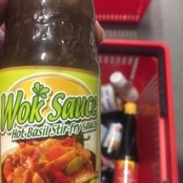 Pantai wok sauce 200ml