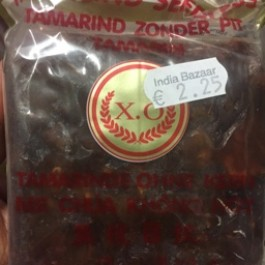 Tamarind seedless 200g
