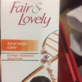 Ayurvedic care cream