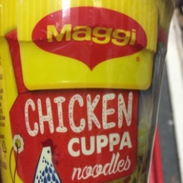 Chicken cupa noodles 67g