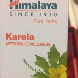 Karela metabolic wellness 60 tabs