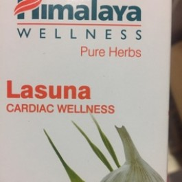Lasuna cardiac wellness 60 tabs