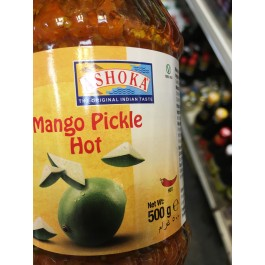 Ashoka Mango Pickle Hot