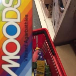 Moods vibrant sticks