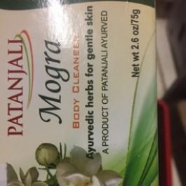 Mogra body cleanser soap