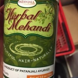 Herbal mehandi 100g