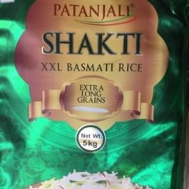 Patanjali shakti basmati rice 5kg