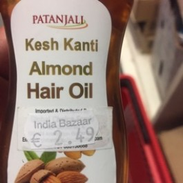 Kesh kanti almond oil 100ml