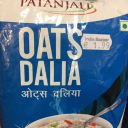 Patanjali oats dalia 400g