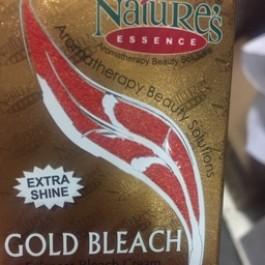 Gold bleach fairness cream