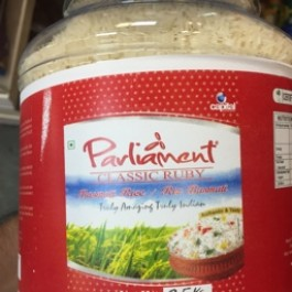 Parliament classic ruby 2.5kg