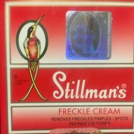 Freckle cream