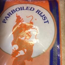 Parboiled rice 4.5kg