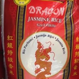 Jasmine rice 20kg