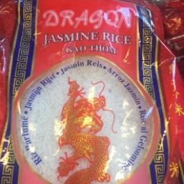 Dragon jasmine rice 4.54kg