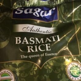 Sagar basmati rice 5kg
