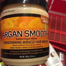 Hair masque with argan oil 426g