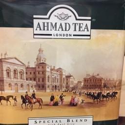 Ahmad Tea Lonon Special Blend with earl grey 500g
