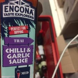 Encona thai chilli garlic sauce 142ml
